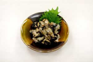 ばい貝のうま煮