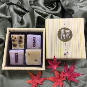 和菓栗金つば(4個入り)